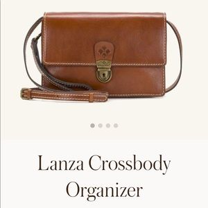 Patricia Nash Lanza crossbody